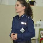 bezpieczny senior - policjantka